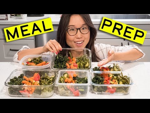 Meal Prepping ♦ What I Eat Everyday for Breakfast