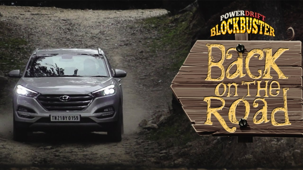 Back On The Road (Hyundai Tucson) : Blockbusters : Episode 6