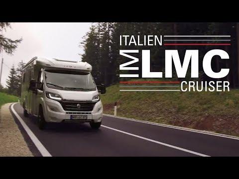 """Italien im LMC Cruiser """"erfahren"""" 2017"""