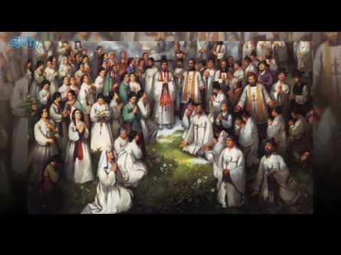 Ngày 20.09 Thánh Anrê Kim Taegon & Phaolô Chong Hasang và các Bạn tử đạo Đại hàn
