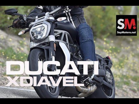 Presentaci�n Ducati XDiavel 2016