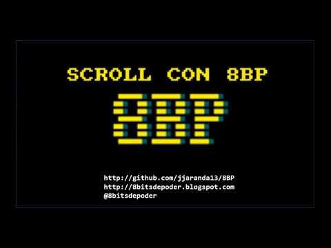 5. Scroll en 8BP