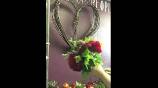 Time Lapse Hand-tied Bouquet by Stems UK Funeral Flowers