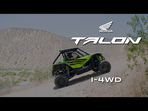 2019 Honda Talon - I-4WD (Sponsored)