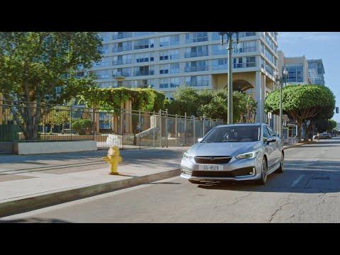 "2020MY IMPREZA SEDAN Promotional Video ""Wherever"""