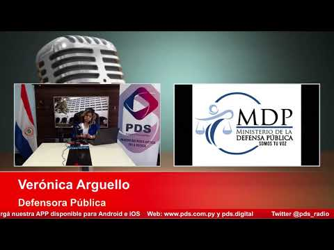 Estuvimos en comunicación con Verónica Arguello - Defensora Pública