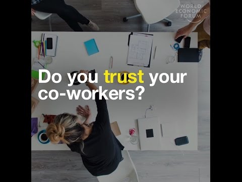 Do you trust your co-workers?