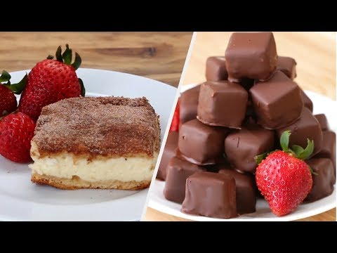 6 Fun Ways To Up Your Cheesecake Game ? Tasty