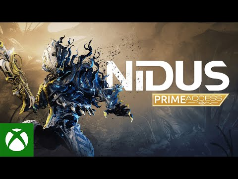 Warframe   Nidus Prime Access - Available Now