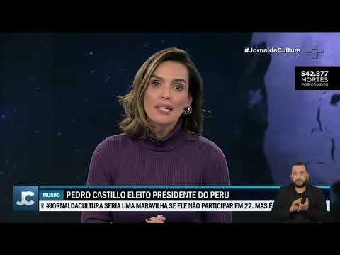 Pedro Castillo foi declarado vencedor das eleições presidenciais peruanas