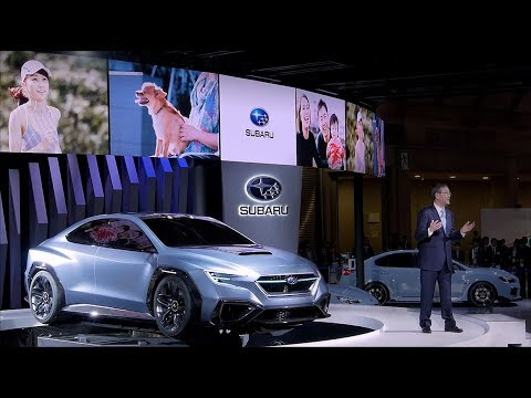 Press Conference: The 45th Tokyo Motor Show 2017
