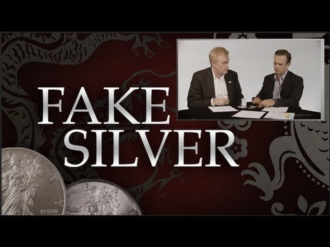 How to Avoid Fake Silver