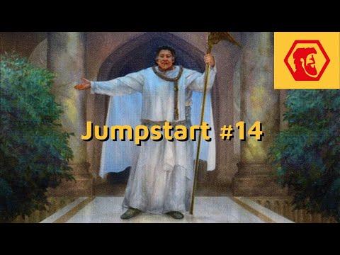 MTGA Jumpstart #14 - Doutor Barreira