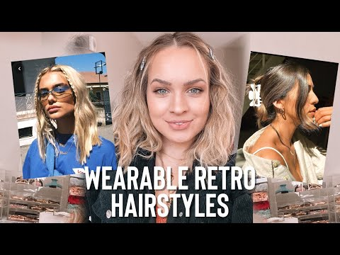 How to wear 90's hairstyles in 2020 – Kayley Melissa