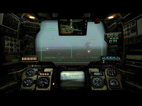 Steel Battalion LoC / Xlink Kai / 3v4 / Map 07 / 1st gens /  Doing Gamer Things
