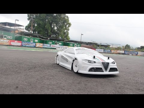 Yokomo DB8 Eclipses the Competition