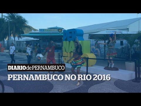 Olimp�ada 2016: Pernambuco no Rio de Janeiro