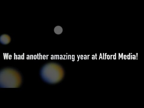 Happy Holidays from Alford Media