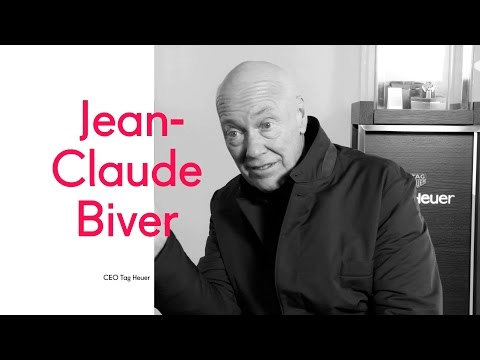 Soundtrack of TAG Heuer - Interview with CEO Jean-Claude Biver