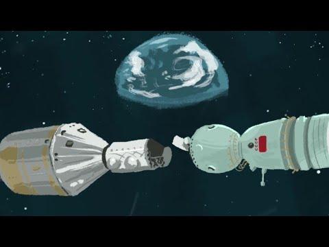 محطات بارزة في تاريخ غزو الفضاء | AFP Animé