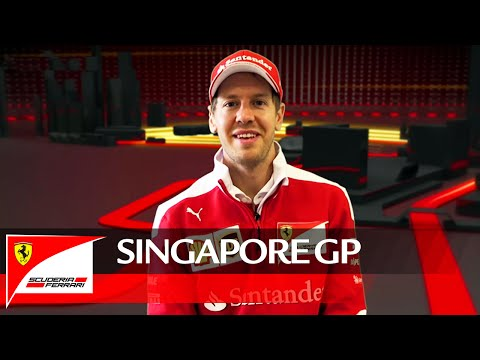 Singapore Grand Prix - The heat of the night