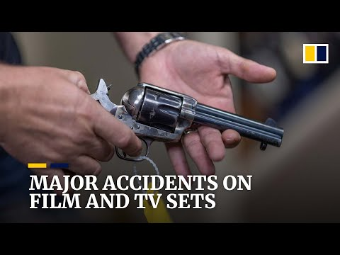 Baldwin shooting latest in string of fatal accidents on US film and television sets