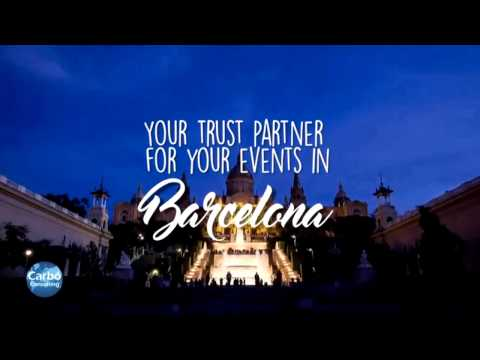 CBC   Your trusted partner for events in Barcelona