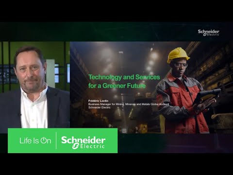 Technology and Services for a Greener Future | Schneider Electric