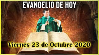 EVANGELIO DE HOY Viernes 23 de Octubre 2020 con el Padre Marcos Galvis