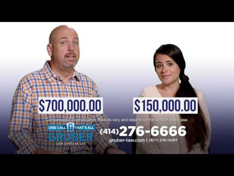 Settlement Dollars - Gruber Law Offices Commercial