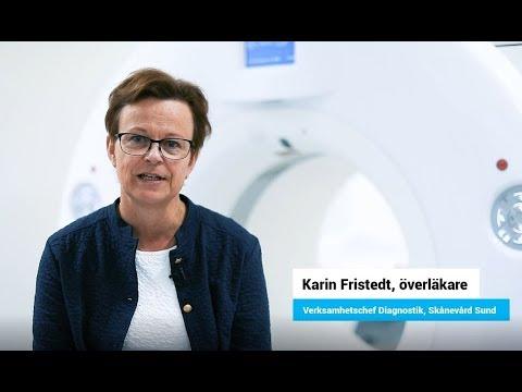 Goda exempel med SVF: Karin Fristedt, röntgenläkare och verksamhetschef, Diagnostik Skånevård SUND