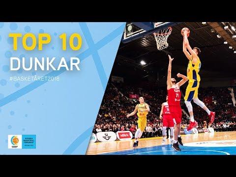 TOP 10: Dunkar (2018) 💥