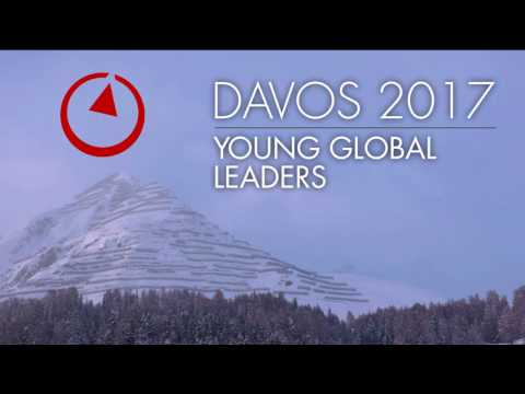 Davos 2017: Young Global Leaders