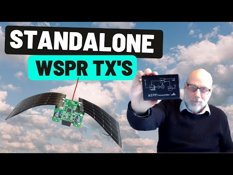 Interview with Harry SM7PNV from Zacktek RF | Desktop and Balloon WSPR Transmitters | #YTHF21