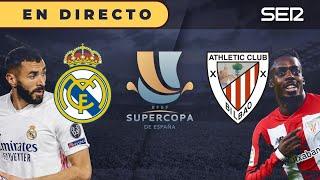 ???????? REAL MADRID - ATHLETIC CLUB  | Semifinales de la Supercopa de España