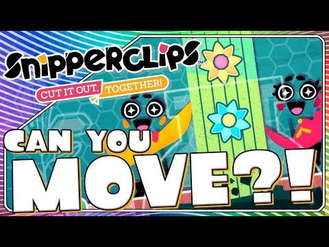 Snippin' with Sieory! | Snipperclips