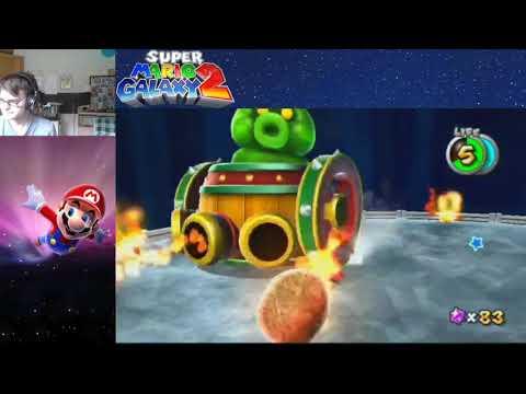 Super Mario Galaxy 2 part 12