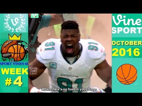 Best Sports Vines 2016   OCTOBER   WEEK 3 & 4 Poster