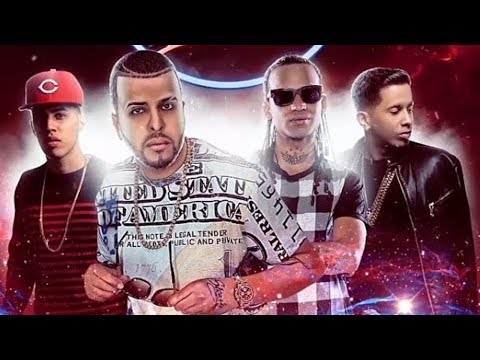 Arcangel, De la Ghetto, Brytiago y El Sica - To' Te Llueve [Lyric Video]