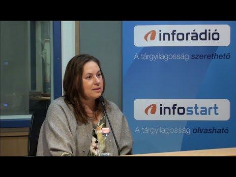 InfoRádió - Aréna - Polgár Judit - 2. rész - 2019.10.12.