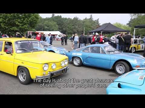 Renault Losange Passion International : le grand rendez-vous des passionnés Renault et Alpine !