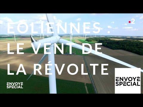nouvel ordre mondial | Envoyé spécial. Eoliennes : le vent de la révolte - 20 septembre 2018 (France 2)