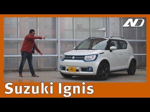 """Suzuki Ignis -¿Quién es ese Pokemon"""""""