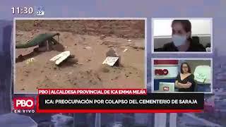 PBO - COLAPSO DE CEMENTERIOS: LO QUE NO TE DICEN OTROS MEDIOS