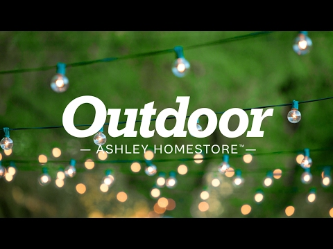 Ashley HomeStore | Outdoor Furniture Coming Soon