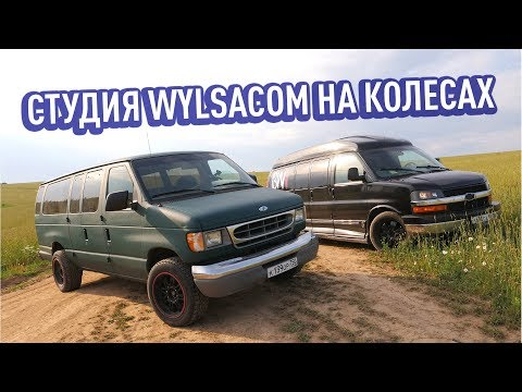Мобильная студия Wylsacom photo