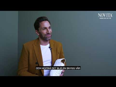 Joel Lundqvist för Novita Man - The Venti Collection