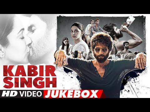 VIDEO JUKEBOX: Kabir Singh | Shahid Kapoor, Kiara Advani | Sandeep Reddy Vanga