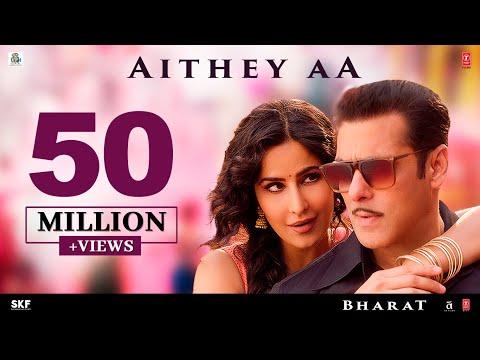 'Aithey Aa' Song - Bharat   Salman Khan, Katrina Kaif   Vishal