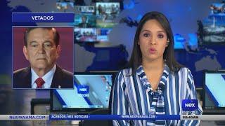 Presidente Cortizo veta 6 proyectos de ley | Asesinan a un hombre en El Lago | Se hunde embarcación